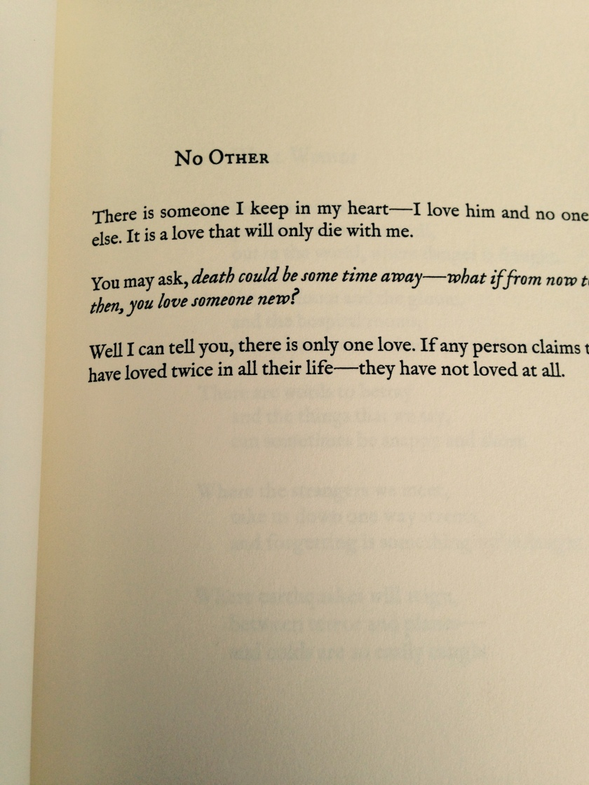The beauty of Lang Leav