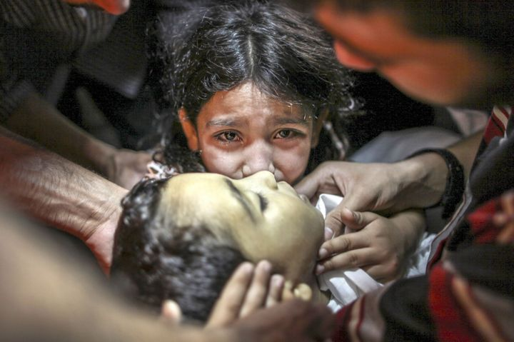The War on Gaza