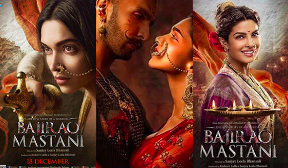'Bajirao Mastani' – 5 Years On.