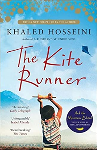 """The Kite Runner"", by Khaled Hosseini"